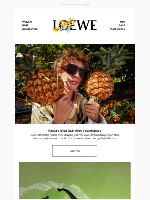 Loewe - Sunshine and shade
