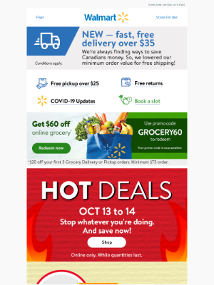Walmart (CA) - These deals are HOT❗