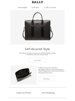 Bally - Eduard: The New Bally Business Collection