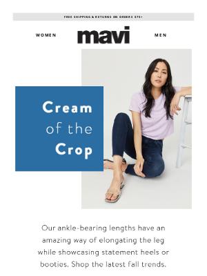 Mavi - Cream of the Crops