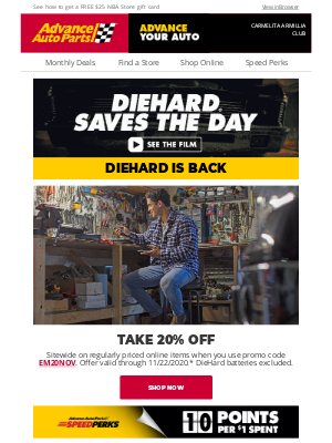 Advance Auto Parts - We Gathered These Deals for You