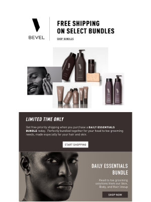 BEVEL - Limited Time Offer ⏱