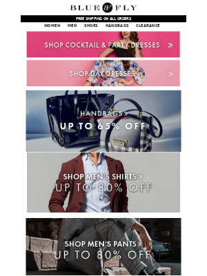 New Styles to Own Now | Dresses, Handbags & Sneakers up to 75% Off