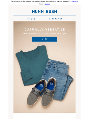 Everyday essentials just in time for summer