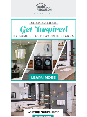Build - Have you ever shopped by look? Try it here ➡️
