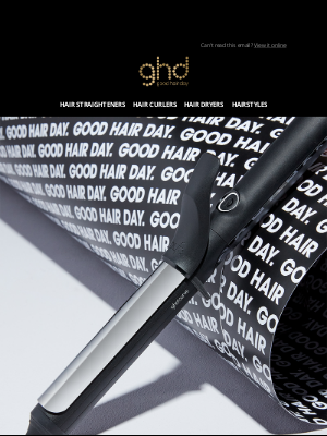 ghd (UK) - 20% off* is waiting for you…
