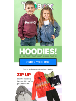 KIDBOX - MUST-HAVE HOODIES - PUMA, LUCKY & MORE!