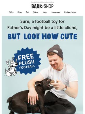 Shop gifts for dads & dog dads on BarkShop BarkShop Gifts Play Eat Wear Nes