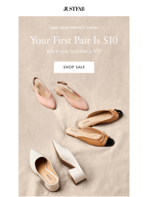 JustFab - You've Been Gifted
