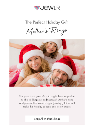 Jewlr - Holiday Gifts For Mom – Personalized Just For Her