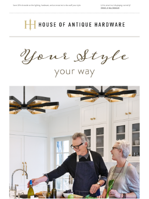 House of Antique Hardware - Style Your Home Your Way