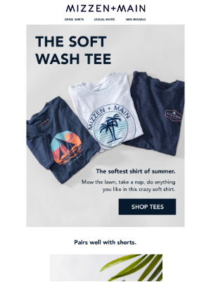Mizzen+Main - Don't summer without these