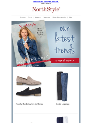 NorthStyle - Shop Now ~ Sizzling NorthStyle Looks in Our New Catalog!