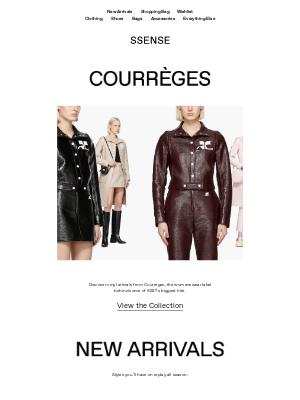SSENSE - New Arrivals from adidas Originals, Gucci, Thom Browne, and Saint Laurent
