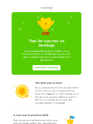 Duolingo - 💡 Learn like an insider + a new app!