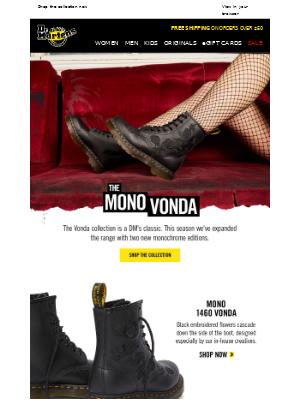 NEW: the Vonda Mono