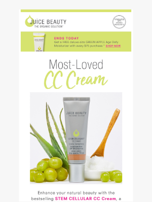 Juice Beauty - Spring is coming… Get Sun-Kissed!