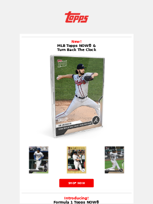The Topps Company - New Topps NOW®!