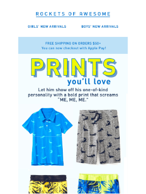 Summer prints that are out of this 🌎
