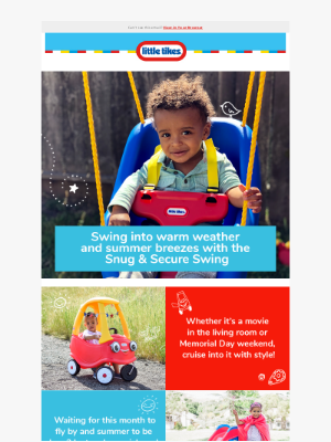 Little Tikes - Bring Your Summer Fun with the Little Tikes Classics