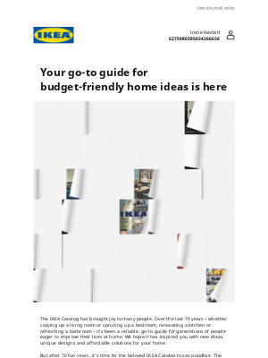 IKEA - Irene, get the 2021 Catalog at IKEA Lyon Grand Parilly
