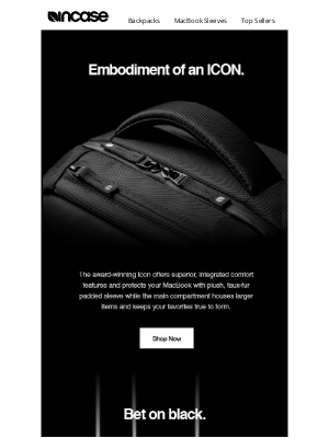 Incase - Embodiment of an ICON