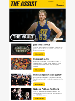 Utah Jazz - Assist | Mark Eaton Career Highlights