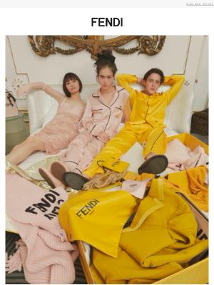 Fendi (UK) - Comfort dressing, the Fendi way