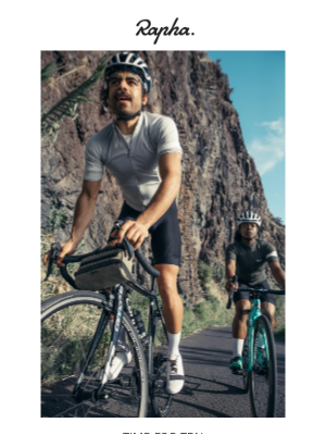 Rapha - There's still time – 10% off