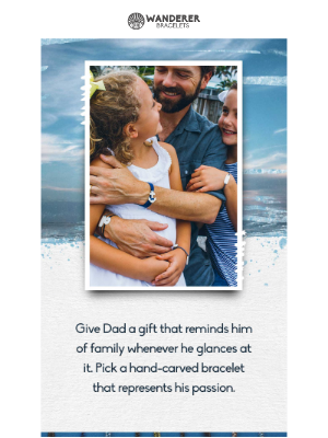 This Father's Day, Give a Gift to Remember