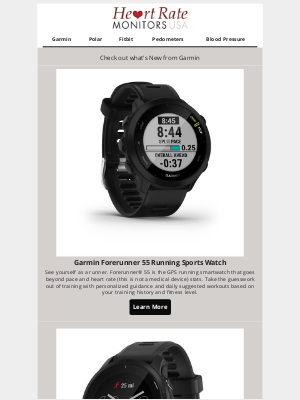 Heart Rate Monitors Usa - 👀 New GPS Watches from Garmin