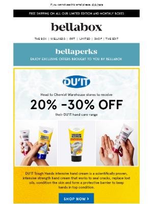 bellabox (AU) - Ready for some bb Perks? 🛍