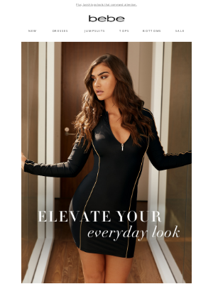 bebe - There's Still Time - 30% Off Gorgeous Styles