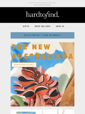HardToFind AU - The new Australiana... 🐨