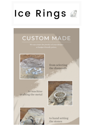 ICE Jewelry - Create the jewelry of your dreams