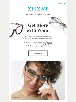 Zenni Optical - How Our Prices Stack Against the Other Guys