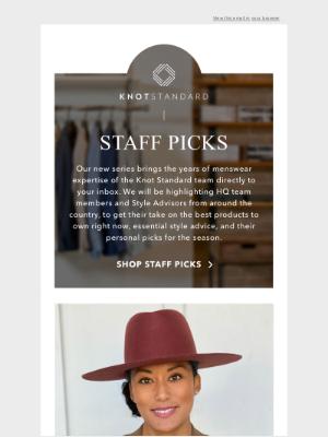 Knot Standard - Staff Picks - Director Of Sales Liz | One Word: Color