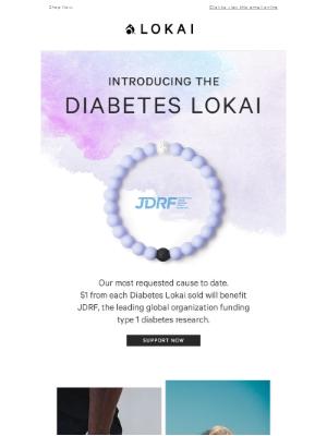 Introducing the Diabetes Lokai