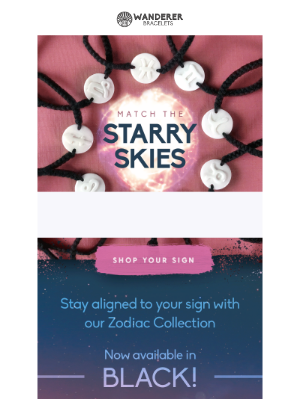 Align With Your Zodiac Sign + An All-New Color