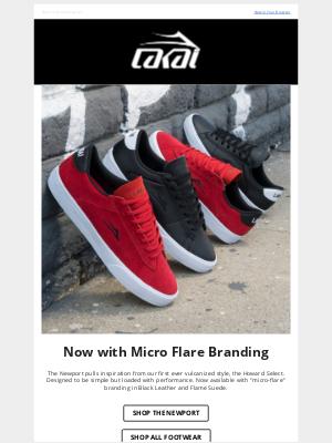 Lakai Footwear - The Newport Low