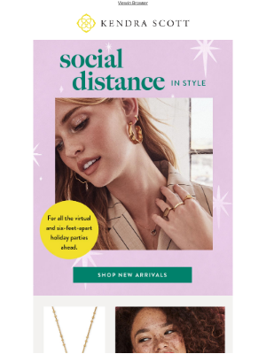 Kendra Scott - Social Distance in Style