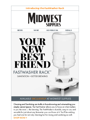 FastWasher Rack Is Here And Makes Clean Up Fun!