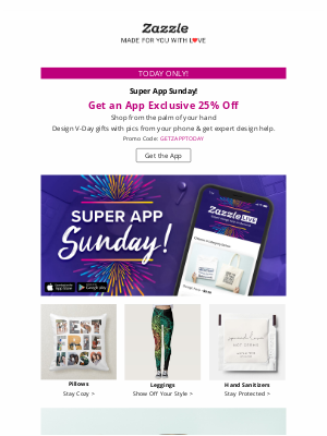 📱 App-Exclusive 25% Off Everything!