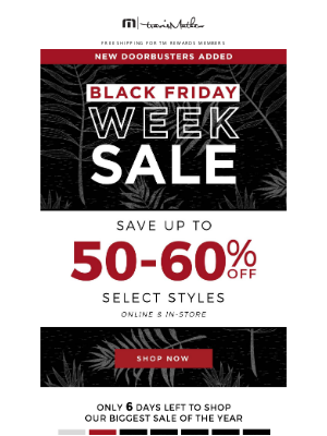 Travis Mathew - 50% - 60% Off - Black Friday Sales Are Happening Now!