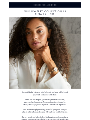 Daniel Wellington - Discover our new Jewelry Collection