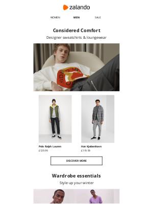 Zalando (UK) - Your January uniform