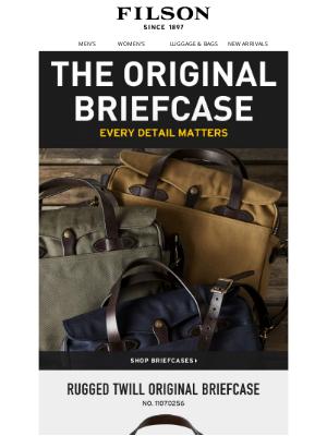 Filson - The Original Briefcase