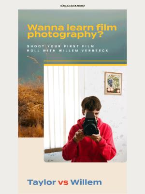 Moment, Inc. - Wanna learn film photography?
