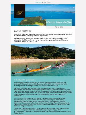 Plan a Paihia getaway and soak up nature, history and culture!