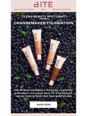Bite Beauty - Clean beauty spotlight: Changemaker Foundation
